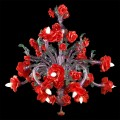 Glory - Murano glass chandelier