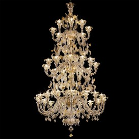 Luxury Murano chandeliers 36 lights Riyadh