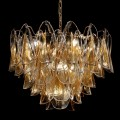 Swallow - Murano glass chandelier
