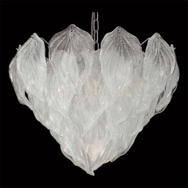 Artichoke - Murano glass chandelier