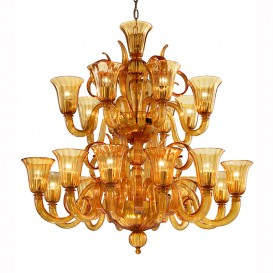 Gioiello - Murano glass chandelier