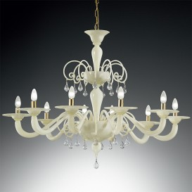 Artemis - Murano glass chandelier