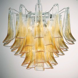 Ice - Murano glass chandelier