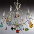 Liber - Murano glass chandelier