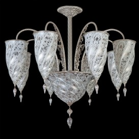 Palmira - Murano glass chandelier