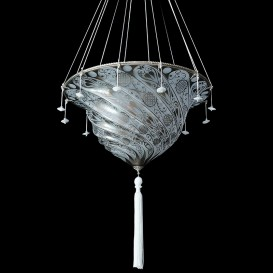 Esfahan - Murano glass ceiling lamp