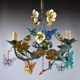 Vanessa - Murano glass chandelier