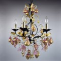 Aura - Murano glass chandelier