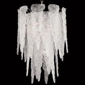 Stalactites - Murano glass chandelier