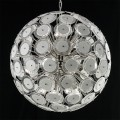 Globe - Murano glass chandelier