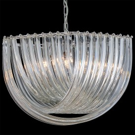 Curvo - Murano glass chandelier