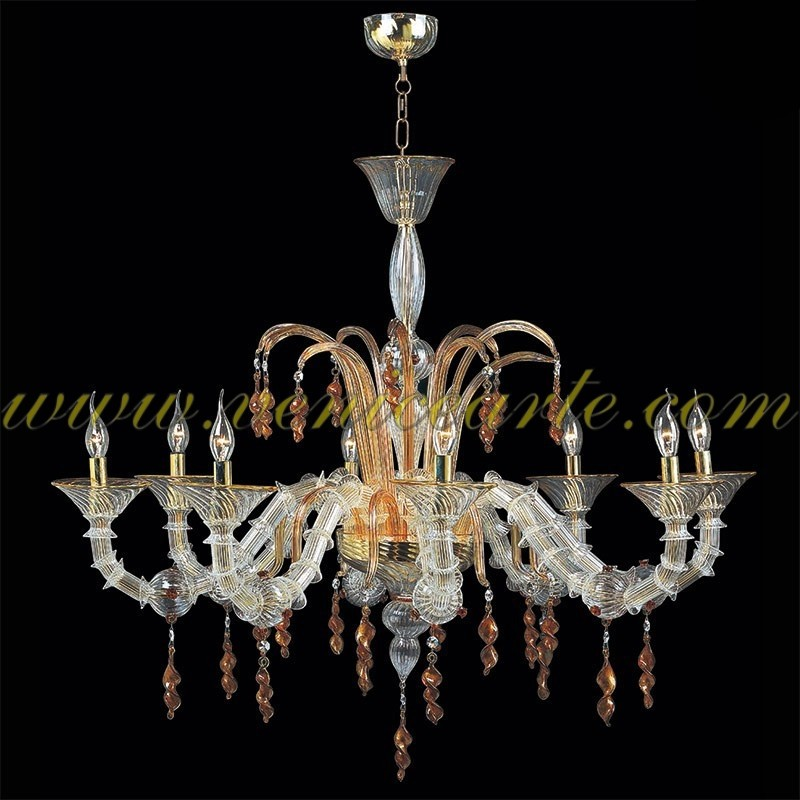 galileo l mpara de cristal de murano. Black Bedroom Furniture Sets. Home Design Ideas