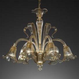 Calipso - Murano glass chandelier