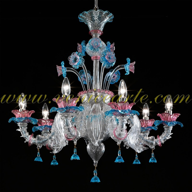 chandelier thank glass strive you products striulli semi shop chandeliers rezzonico d vetri murano arte