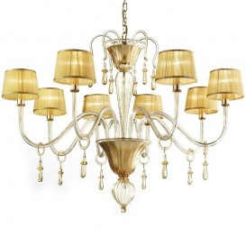 Paris - Murano glass chandelier
