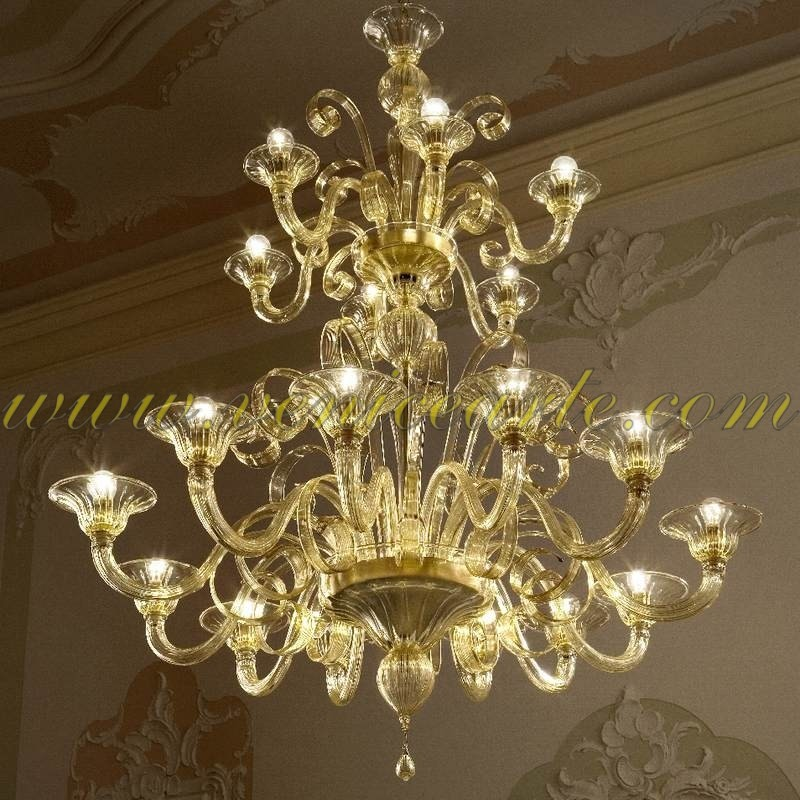 San marco murano glass chandelier san mozeypictures Choice Image