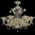 Roma - Murano glass chandelier