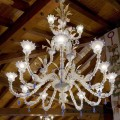 Boston - Murano glass chandelier