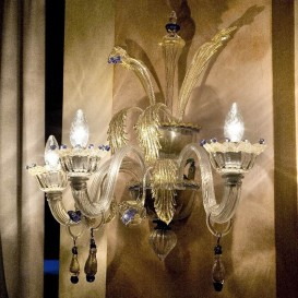 Murano Wall sconce Montecarlo 3 lights