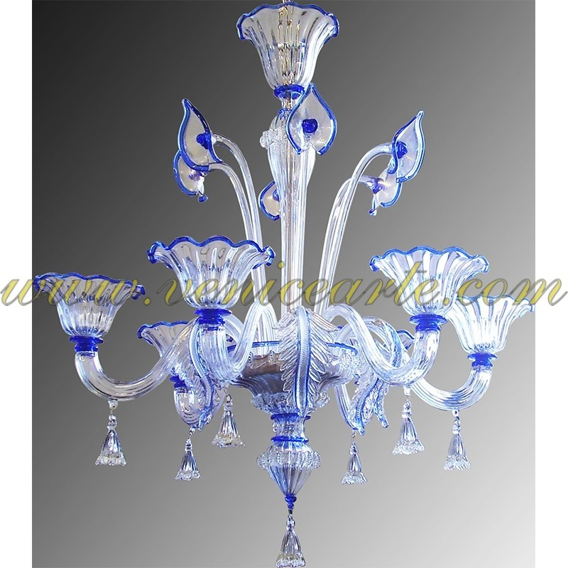 266 murano glass chandelier murano glass chandelier 266 aloadofball Image collections