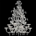 Atlanta - Murano glass chandelier Rezzonico