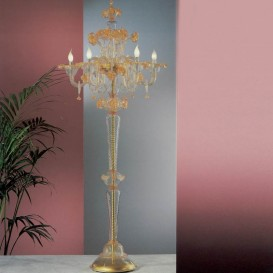 Murano Floor lamp 022P 6 lights