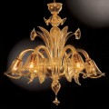 Mida - Murano glass chandelier