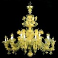Fortunity - Murano glass chandelier Old Rezzonico