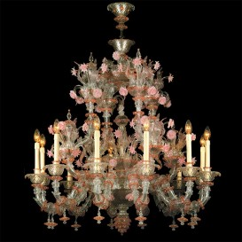 Incanto - Murano glass chandelier