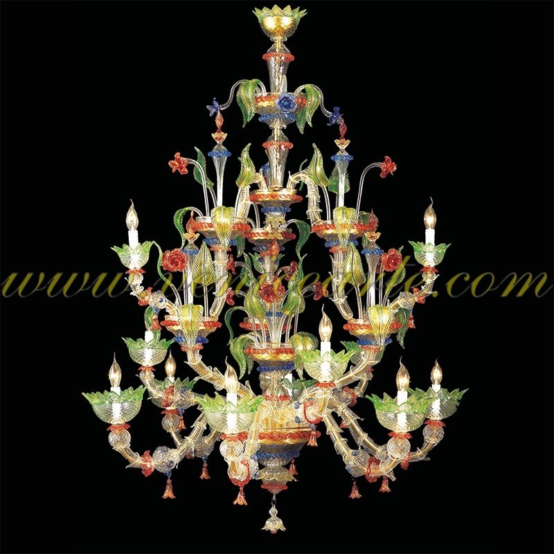 style art handmade murano new home chandelier pendant light lighting lamps product decor glass led chandeliers ceiling top table hanging
