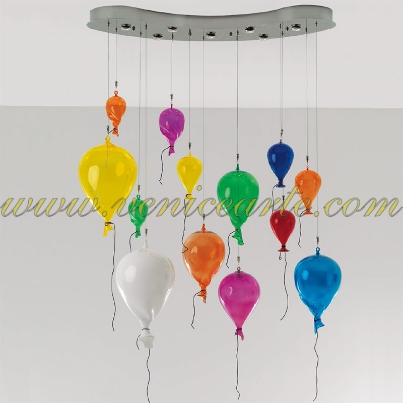 murano balloons. Black Bedroom Furniture Sets. Home Design Ideas