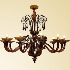 Moka - Murano glass chandelier
