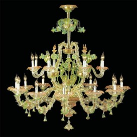 Circe Murano glass chandelier