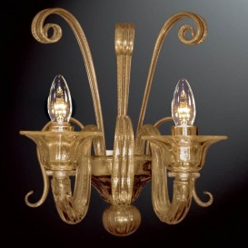 Clary - Murano Wall sconce 2 lights