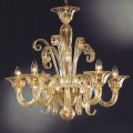 Clary - Murano glass chandelier