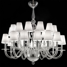 Aphrodite - Murano glass chandelier