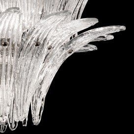 Palms - Murano glass chandelier