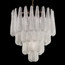 Drop - Murano glass chandelier