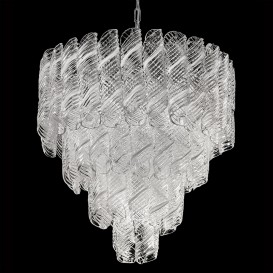 Whirlpool - Murano glass chandelier