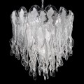 Iceberg - Murano glass chandelier