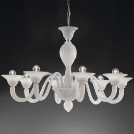 Navagero - Murano glass chandelier