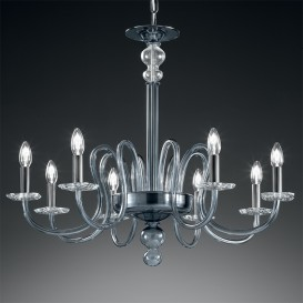 Socrates - Murano glass chandelier