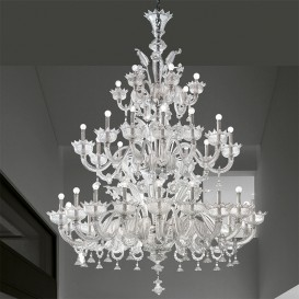 The best murano glass chandeliers at very low price venice arte malipiero murano glass chandelier aloadofball Gallery