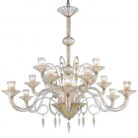 Orseolo - Murano glass chandelier