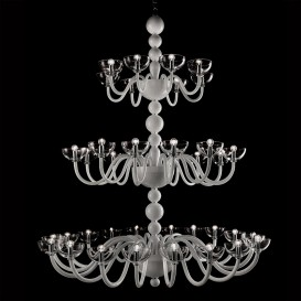 Ibiza - Murano Glass Chandelier