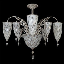 Teheran - Murano glass chandelier