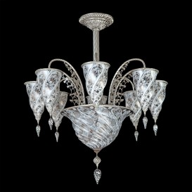 Petra - Murano glass chandelier