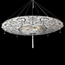 Shiraz - Murano glass ceiling light