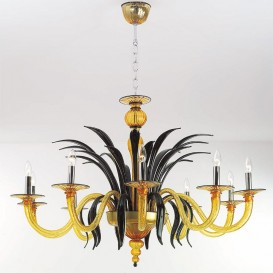 Albatros - Murano glass chandelier