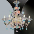 Eleonora - Murano glass chandelier
